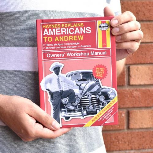Personalised Haynes Explains Americans